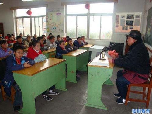 崇川区教育系统志愿服务精彩纷呈