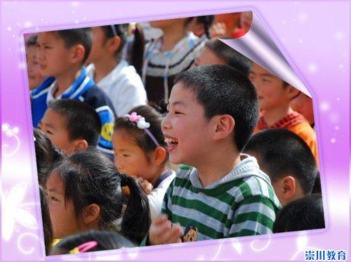 郭里园小学学生喜看木偶剧v小学九江小学龙山图片