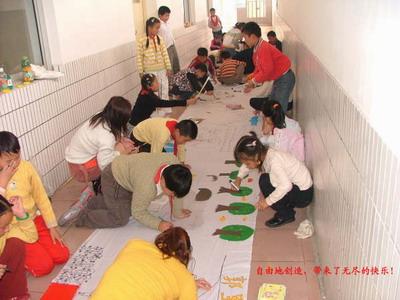 郭里园小学第二届小学巡礼文化节游戏网上校园图片