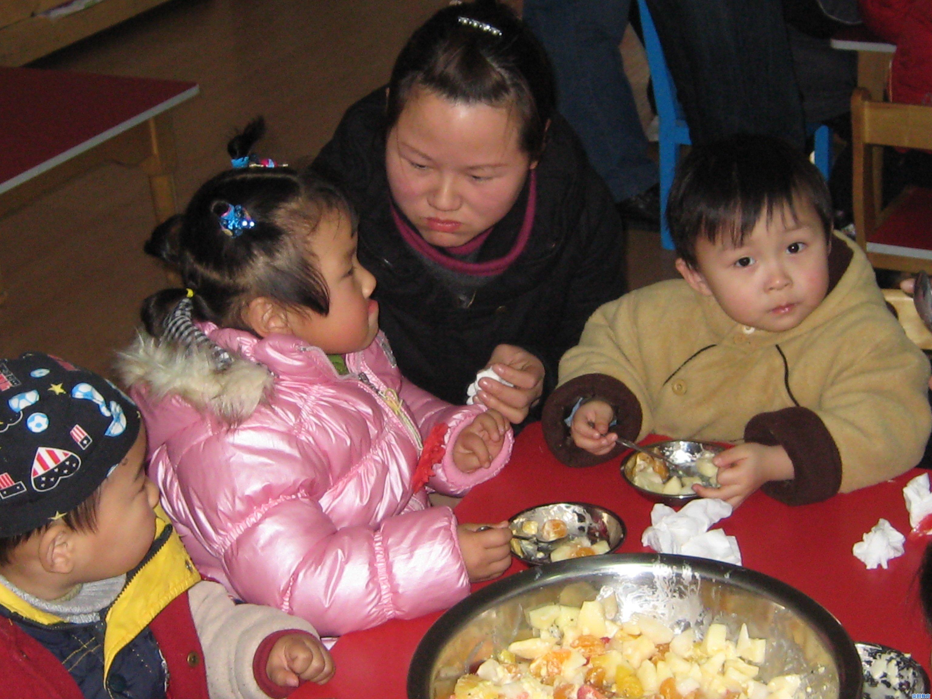 贝贝幼儿园庆祝三八妇女节活动