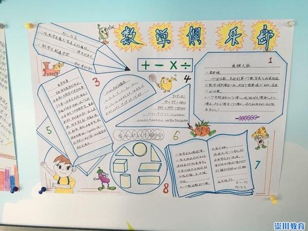 手抄报图片内容小学三年级语文手抄报图片版面